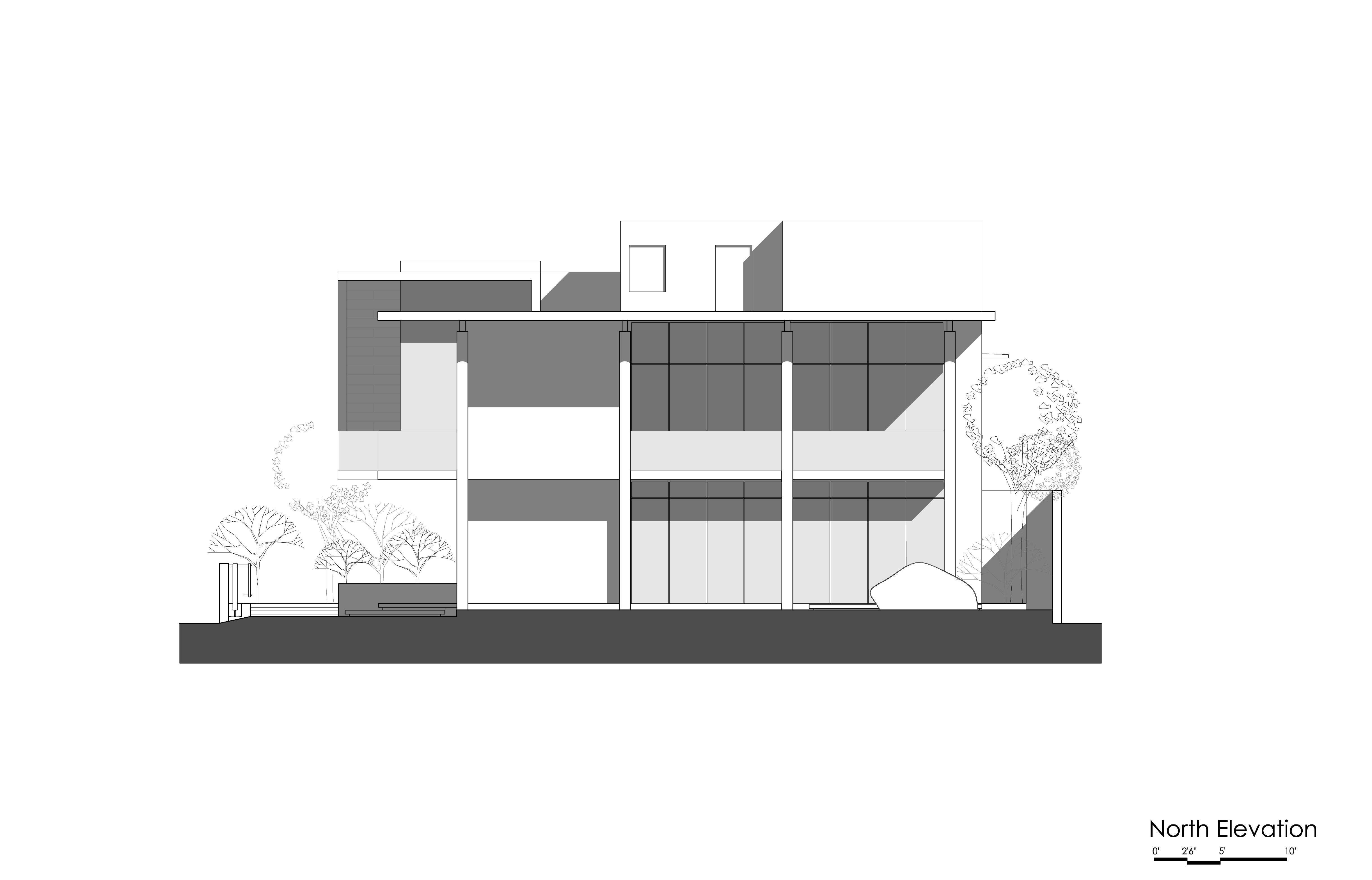 The Courtyard House near Bangalore by Abin Design Studio-32