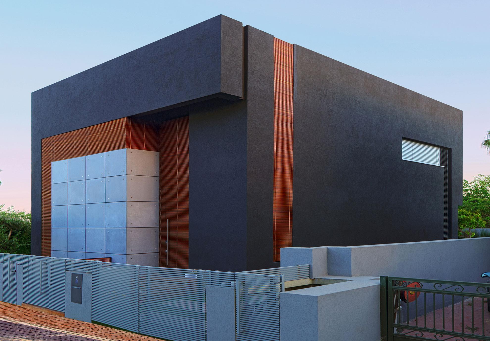 The Hidden Home in Tel Aviv by Israelevitz Architects-01