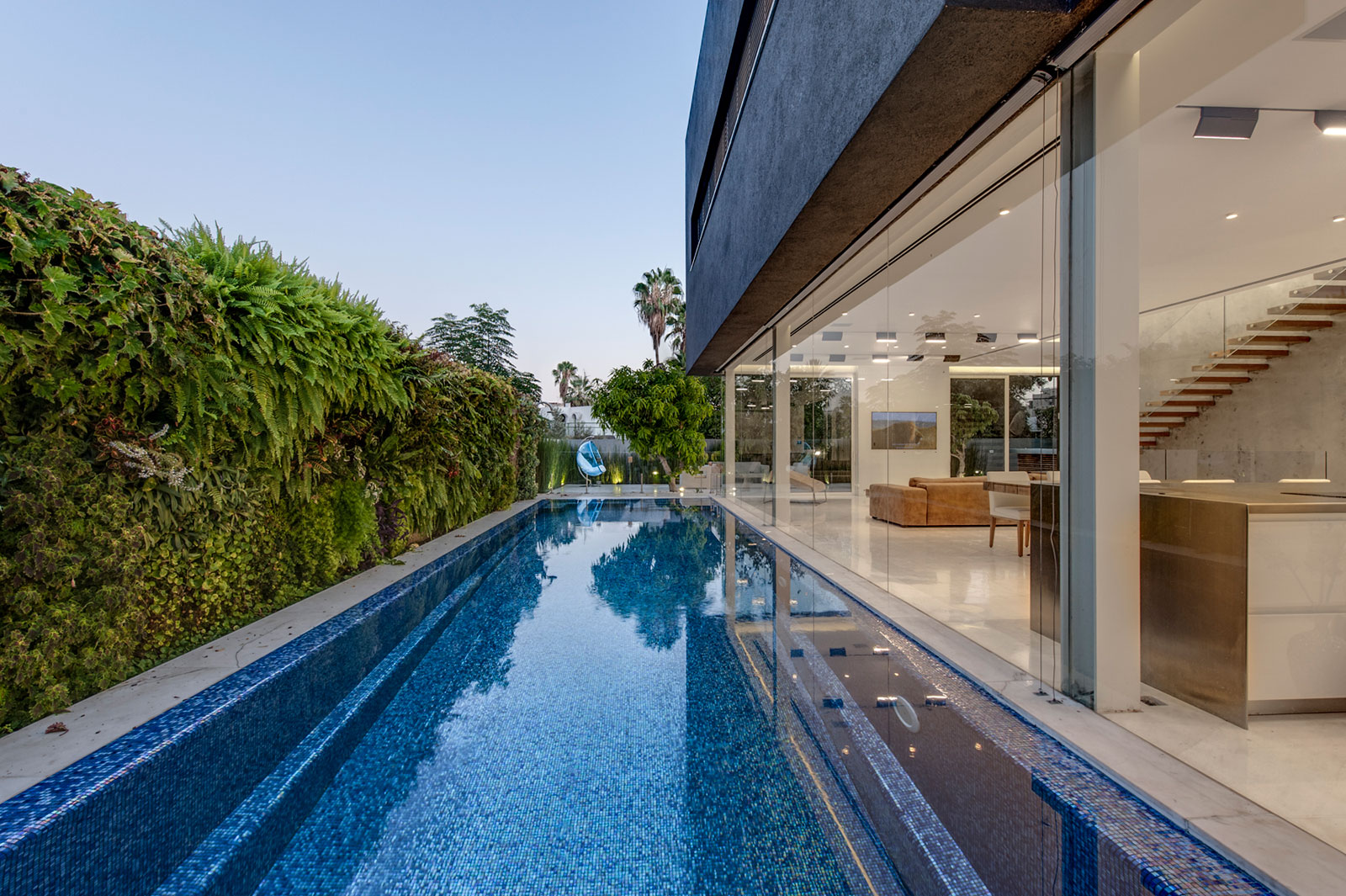 The Hidden Home in Tel Aviv by Israelevitz Architects-03
