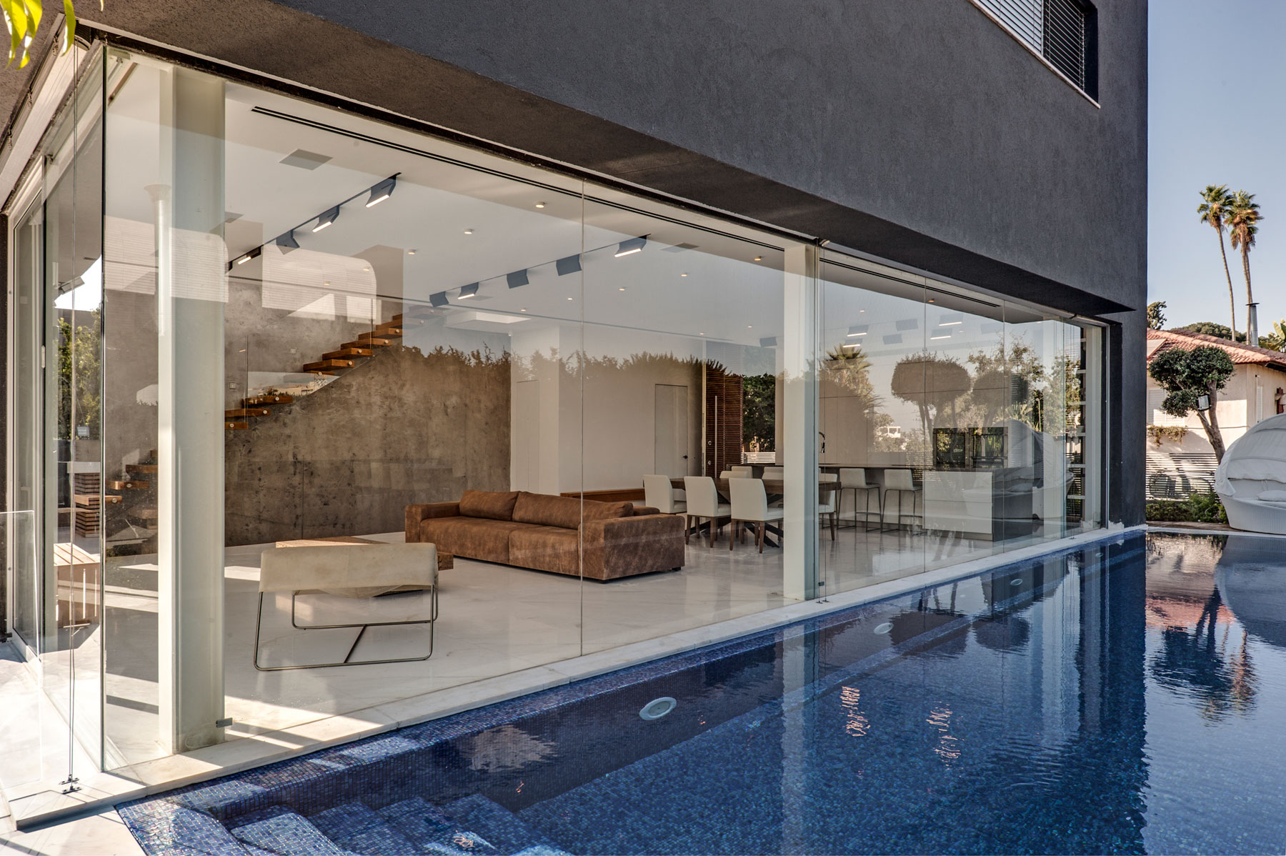 The Hidden Home in Tel Aviv by Israelevitz Architects-04