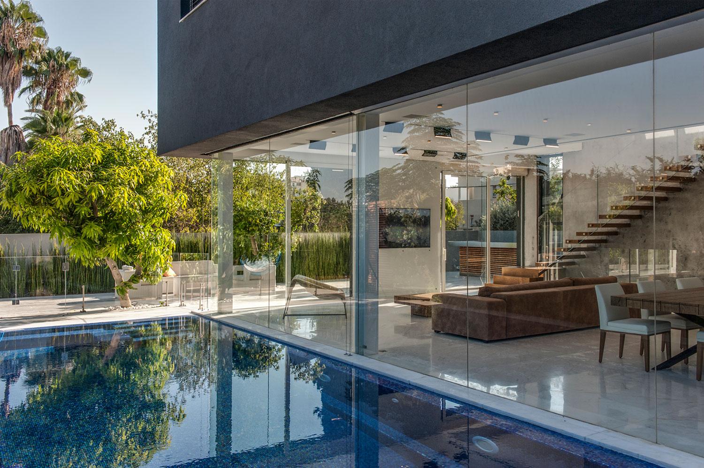 The Hidden Home in Tel Aviv by Israelevitz Architects-05