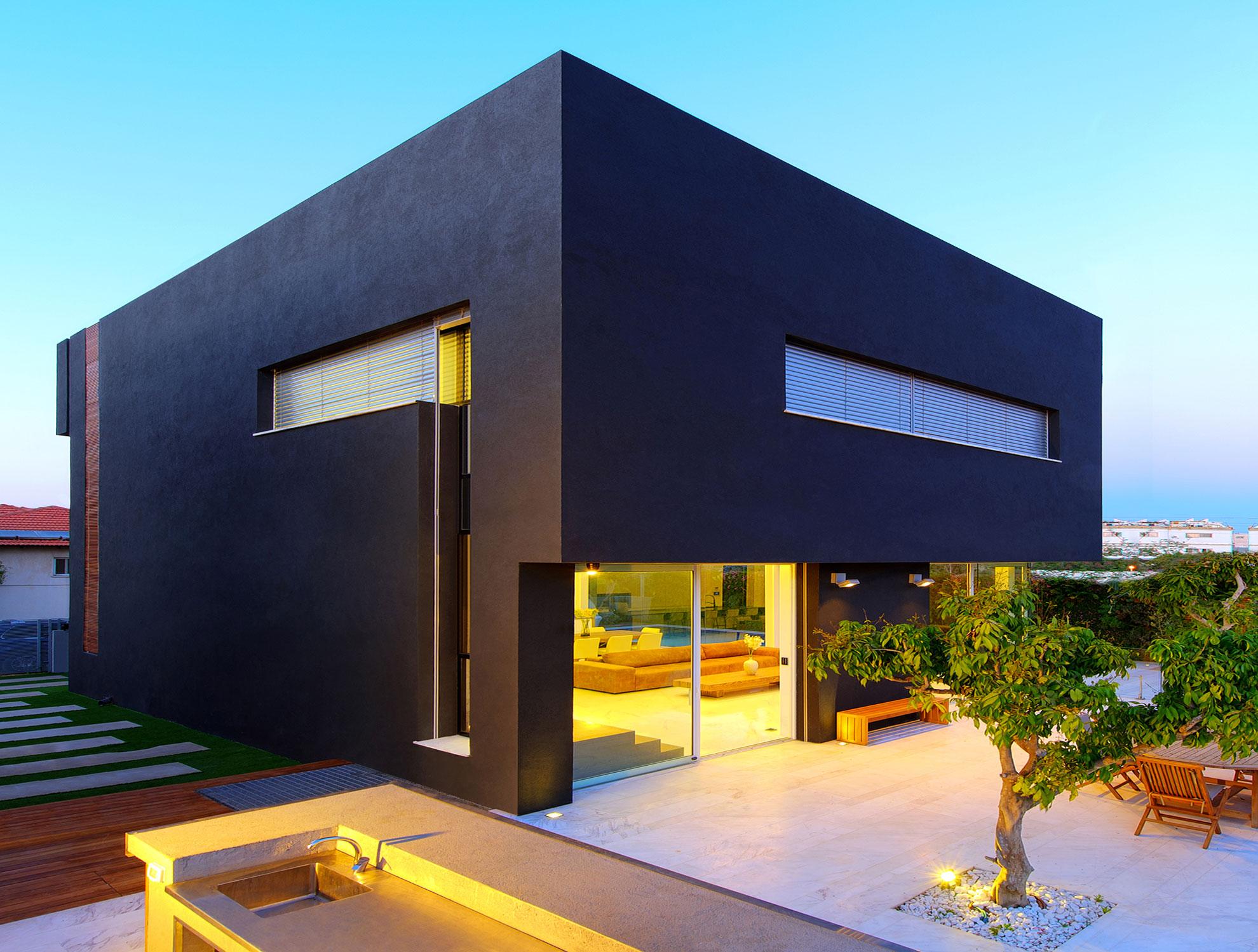 The Hidden Home in Tel Aviv by Israelevitz Architects-28