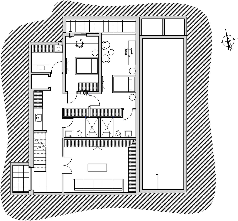 The Hidden Home in Tel Aviv by Israelevitz Architects-31