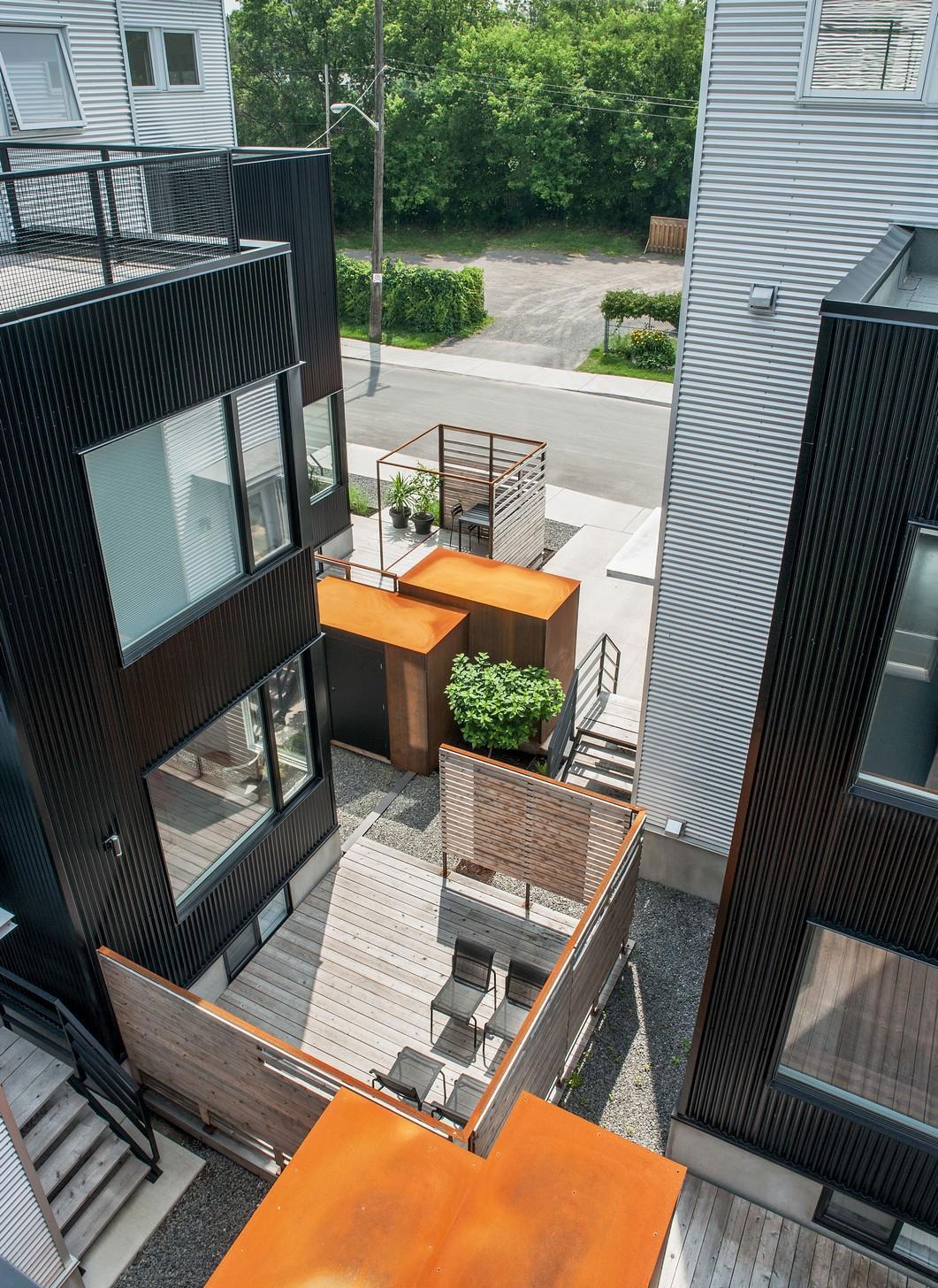 The Hintonburg Six Multi-unit Development by Colizza Bruni Architecture-04