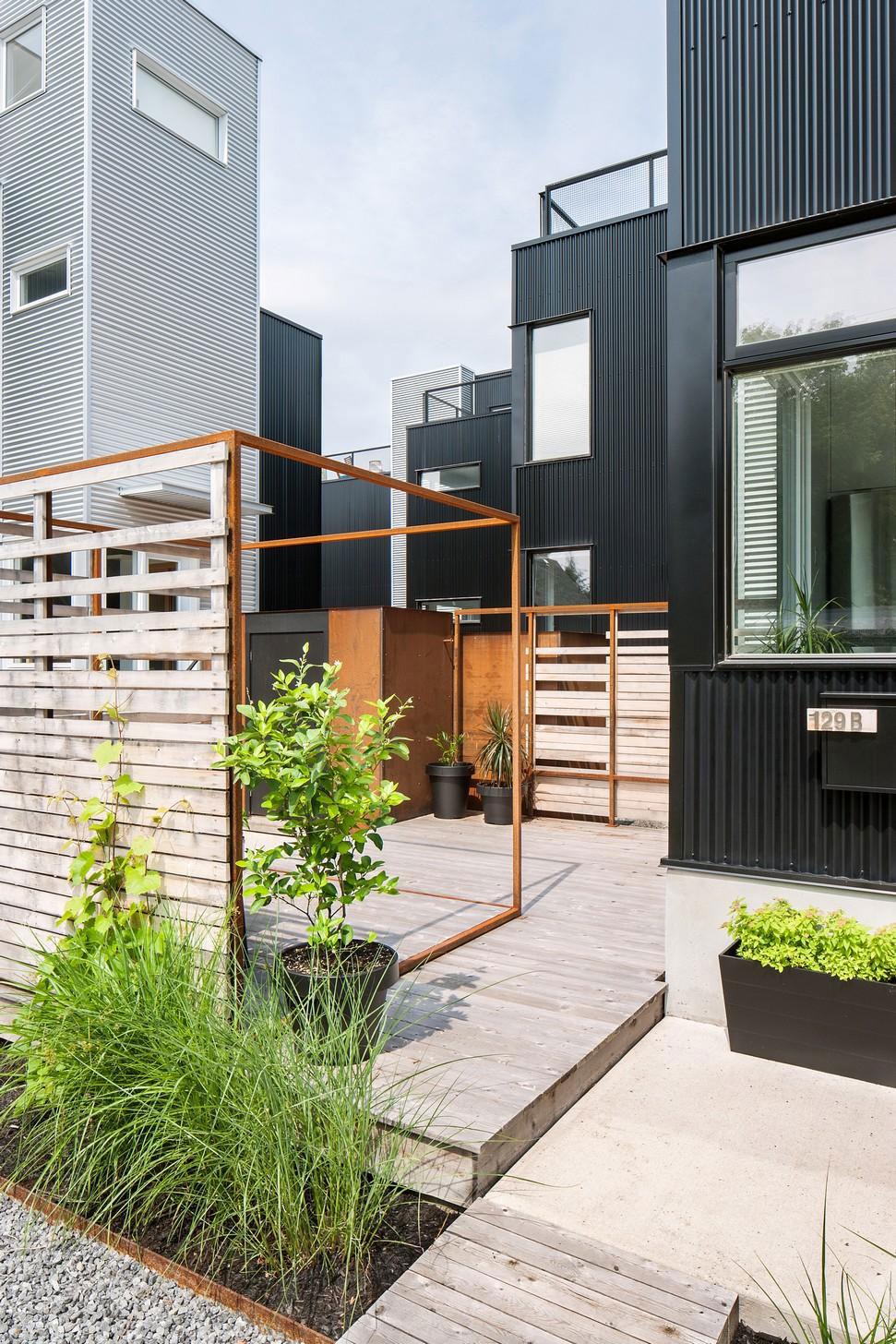 The Hintonburg Six Multi-unit Development by Colizza Bruni Architecture-05