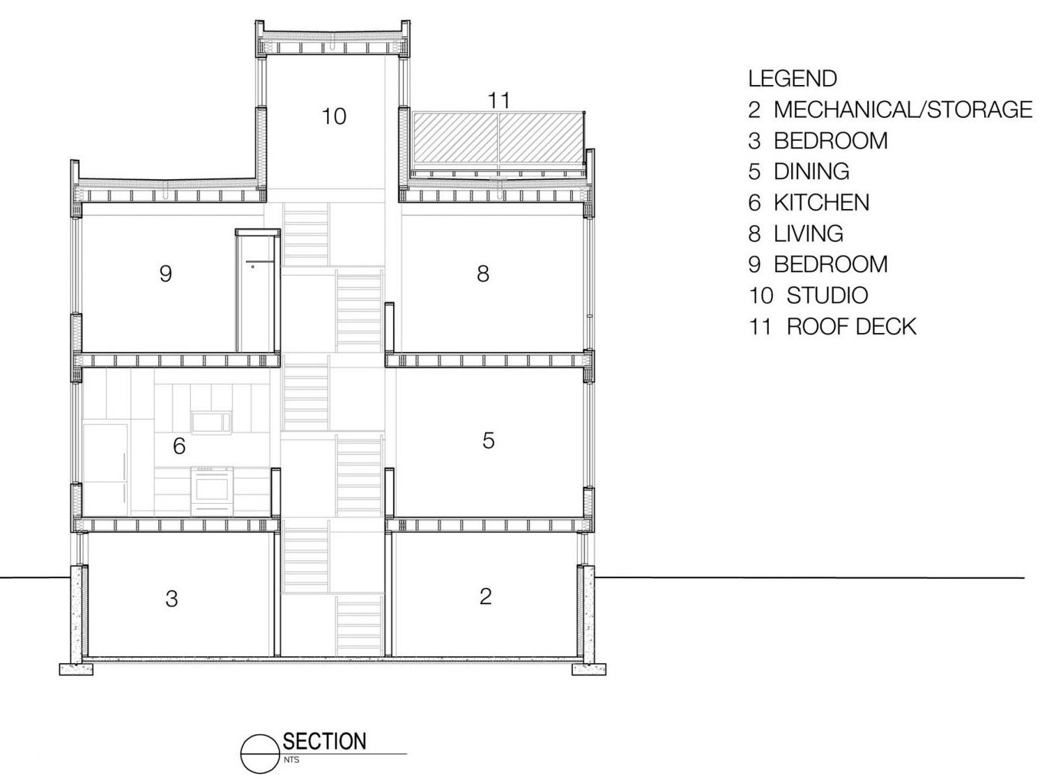 The Hintonburg Six Multi-unit Development by Colizza Bruni Architecture-19