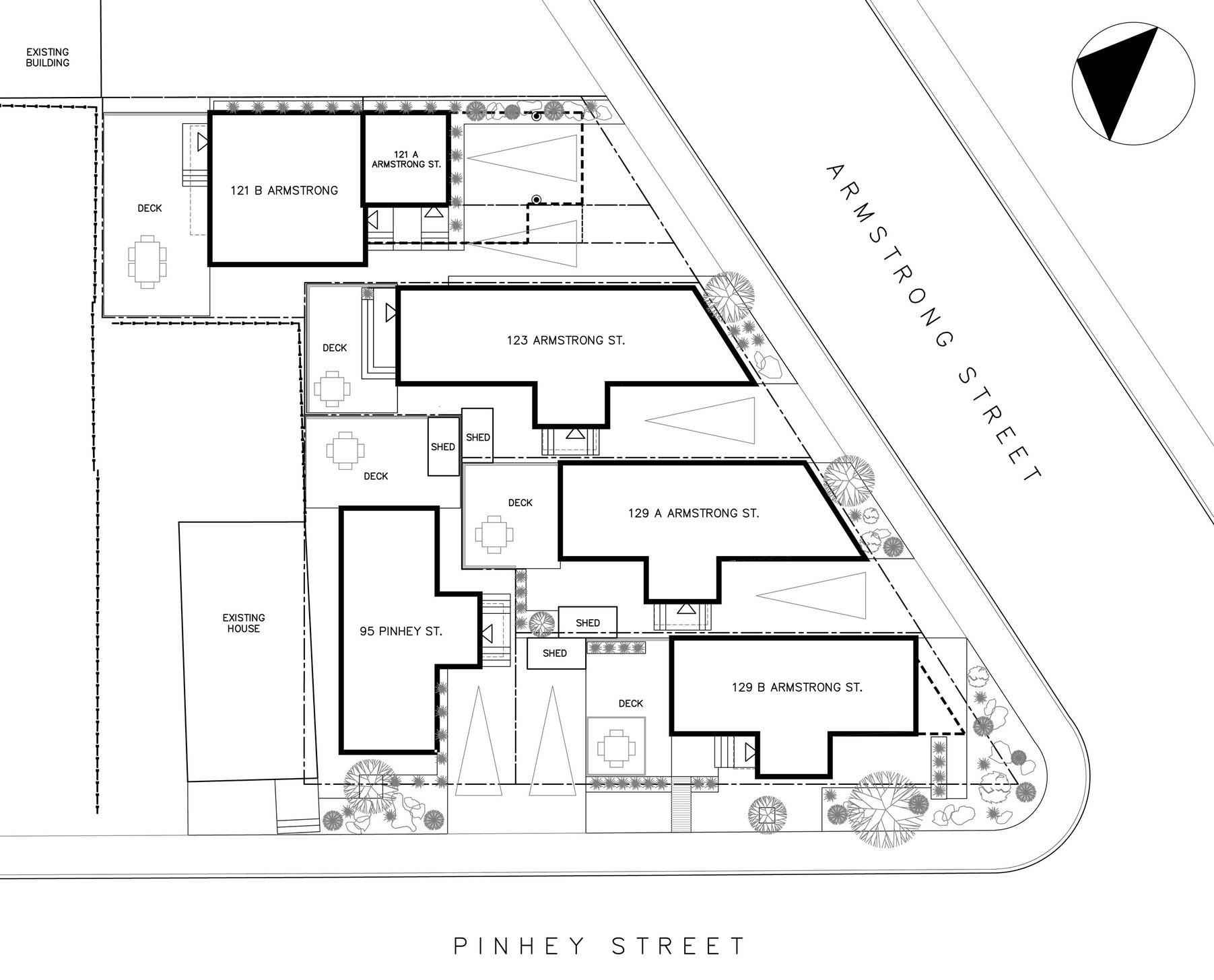 The Hintonburg Six Multi-unit Development by Colizza Bruni Architecture-20