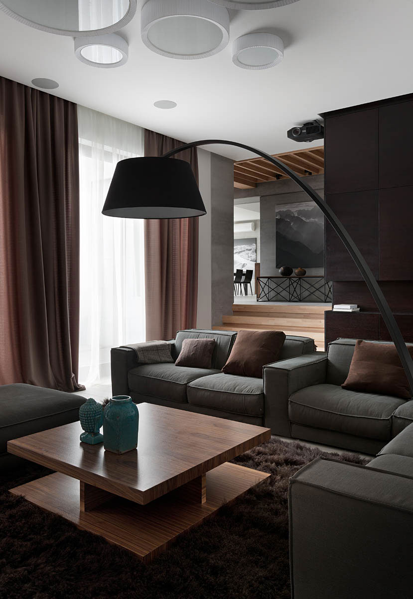 Two Levels House in Dnipropetrovsk by NOTT DESIGN-07