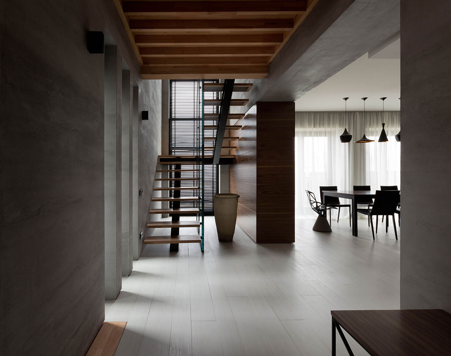 Two Levels House in Dnipropetrovsk by NOTT DESIGN-11