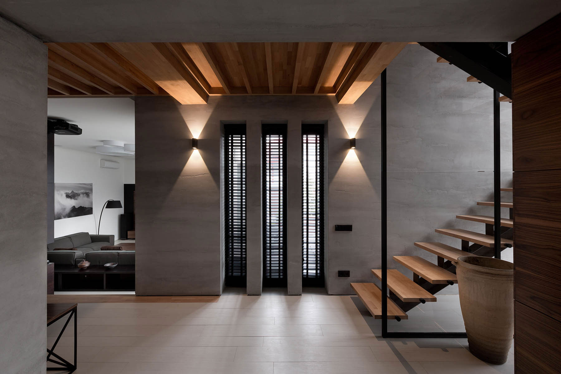 Two Levels House in Dnipropetrovsk by NOTT DESIGN-21