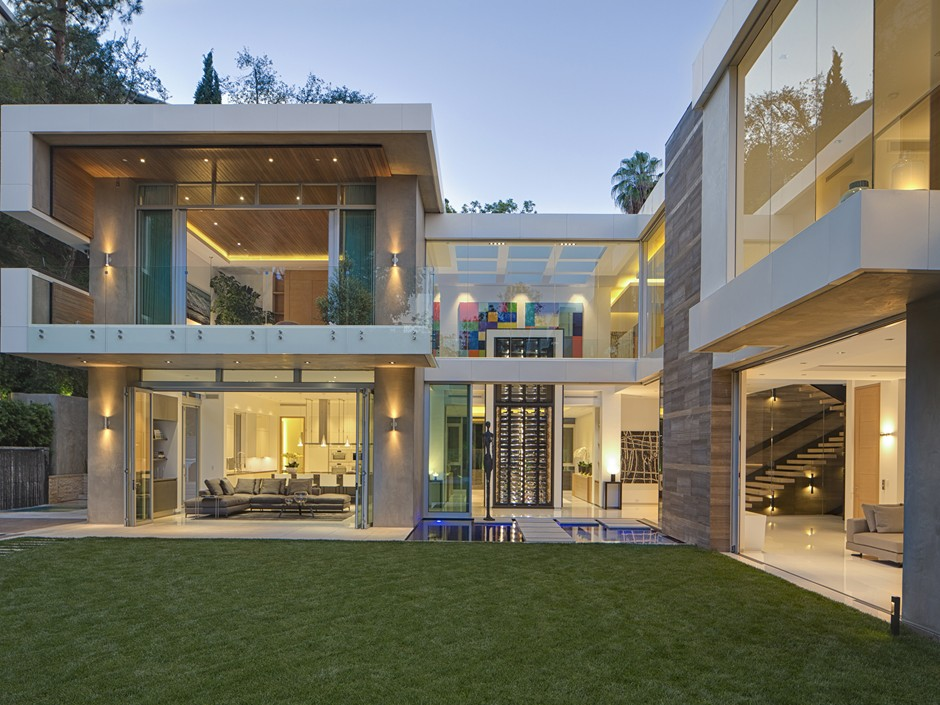 Ultramodern Masterpiece Home on Sunset Strip with Automated Wine Rack-02