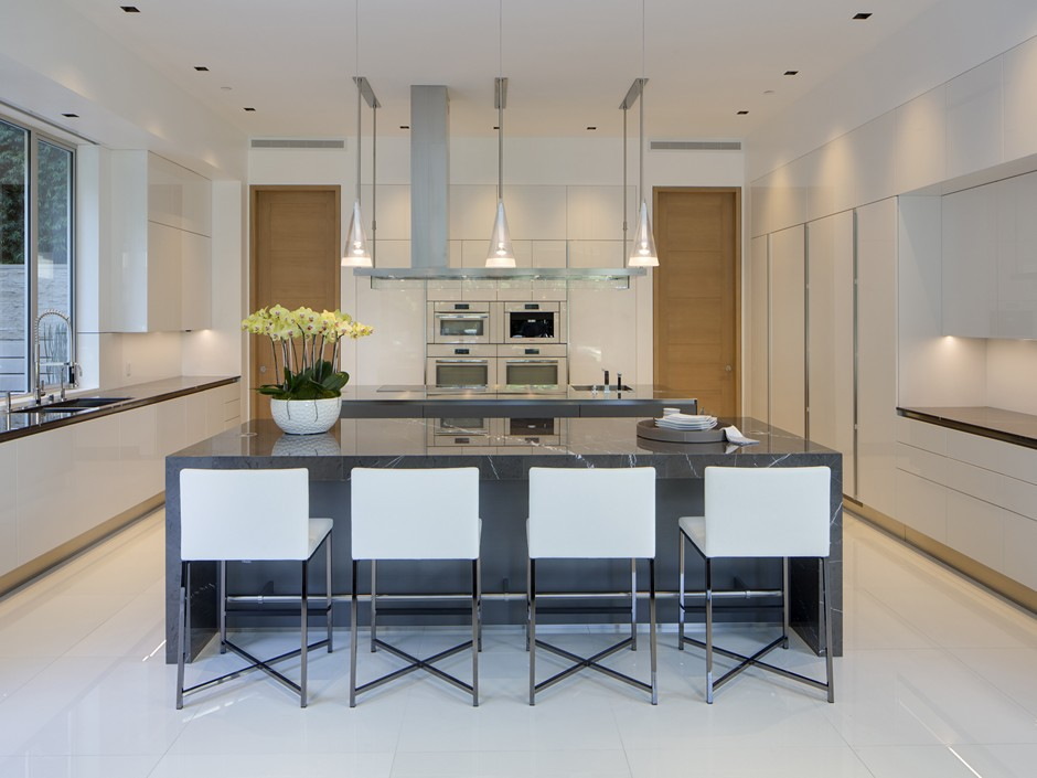 Ultramodern Masterpiece Home on Sunset Strip with Automated Wine Rack-12