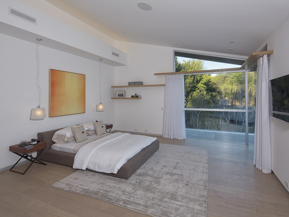 Ultramodern Masterpiece Home on Sunset Strip with Automated Wine Rack-19
