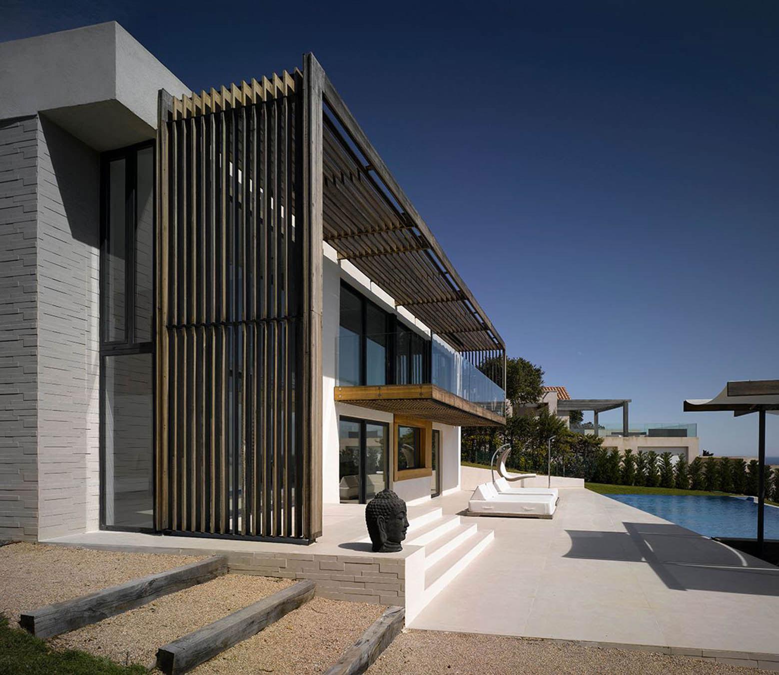 Villa Brash in Saint-Tropez by JaK Studio-03