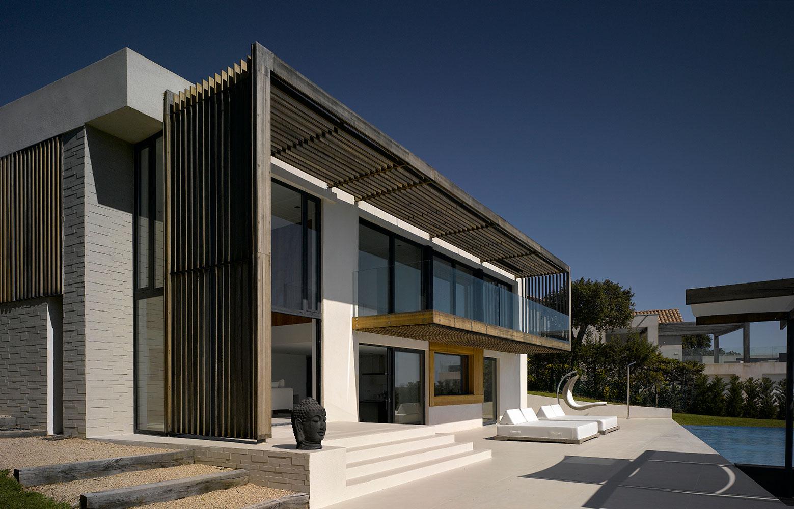 Villa Brash in Saint-Tropez by JaK Studio-04