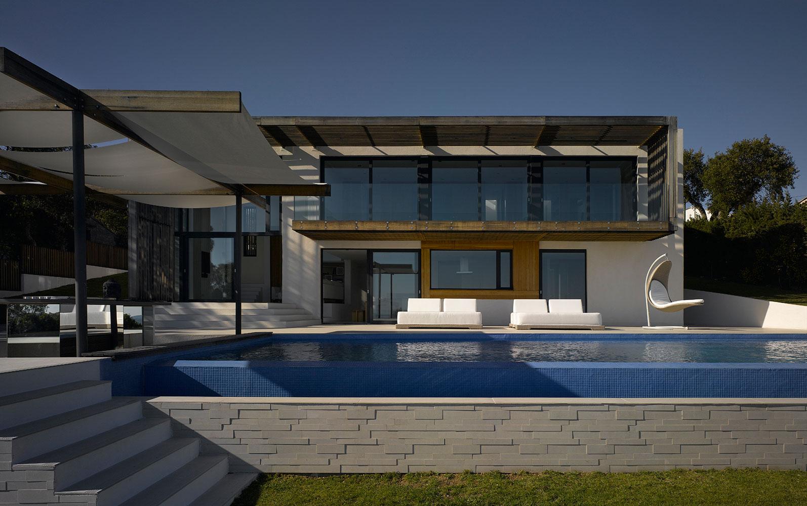 Villa Brash in Saint-Tropez by JaK Studio-05