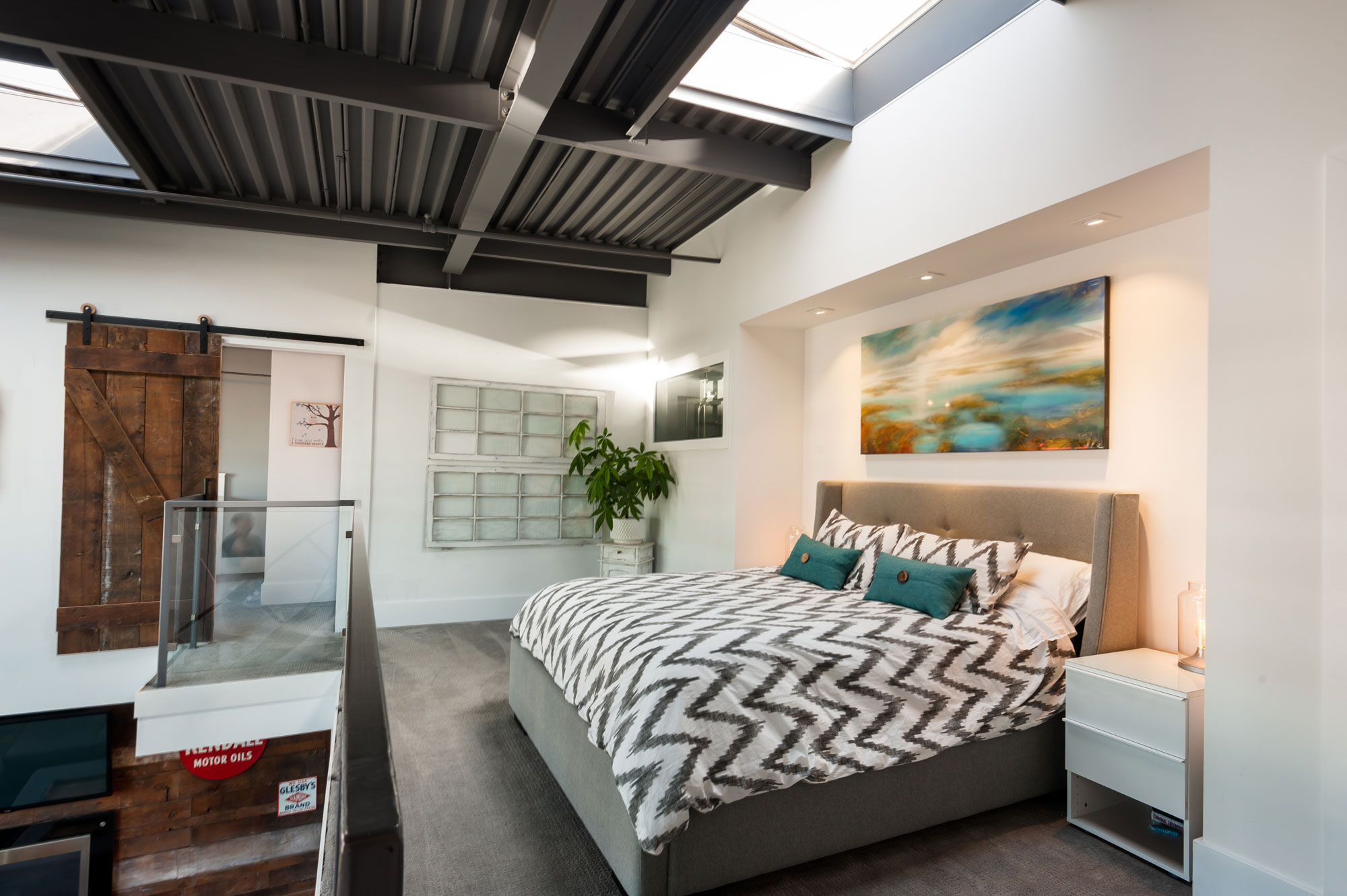 2000x1331 Vintage Modern Double Height Loft In Vancouver CAANdesign Pic 624635 Recommended Office Furniture