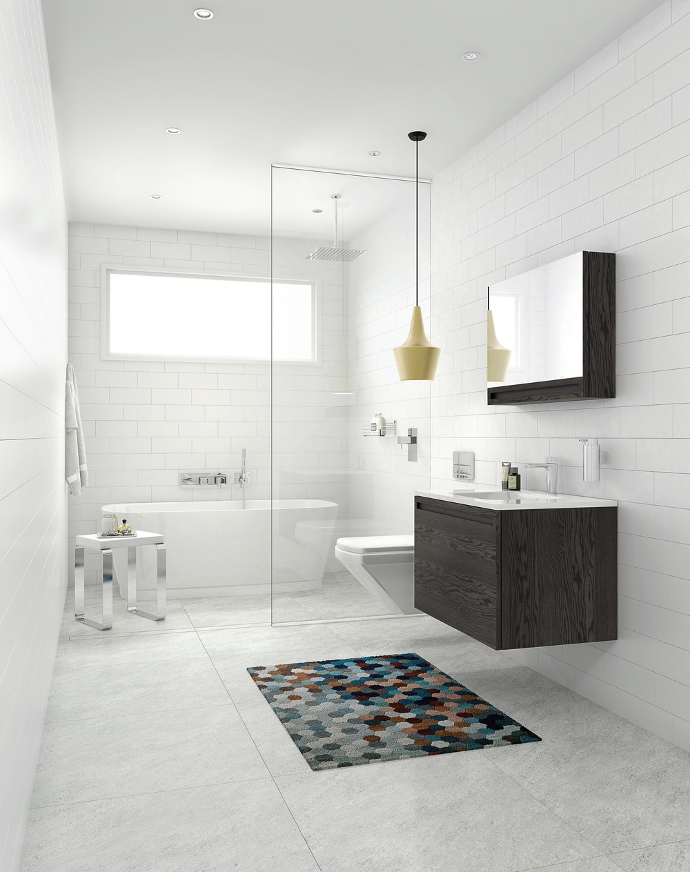 W2 Elegant Bathroom Style by WETSTYLE-02