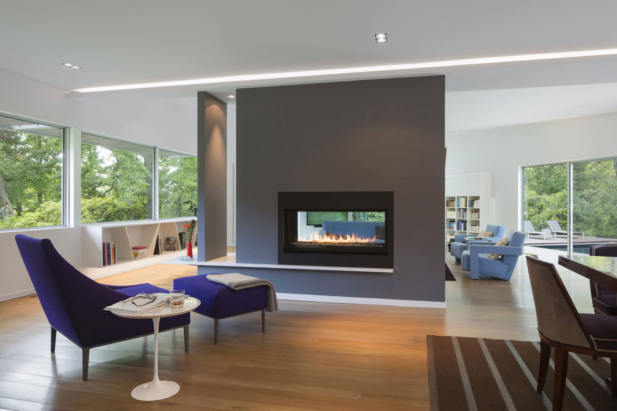 Westchester Colonial Style House by Fougeron Architecture-10