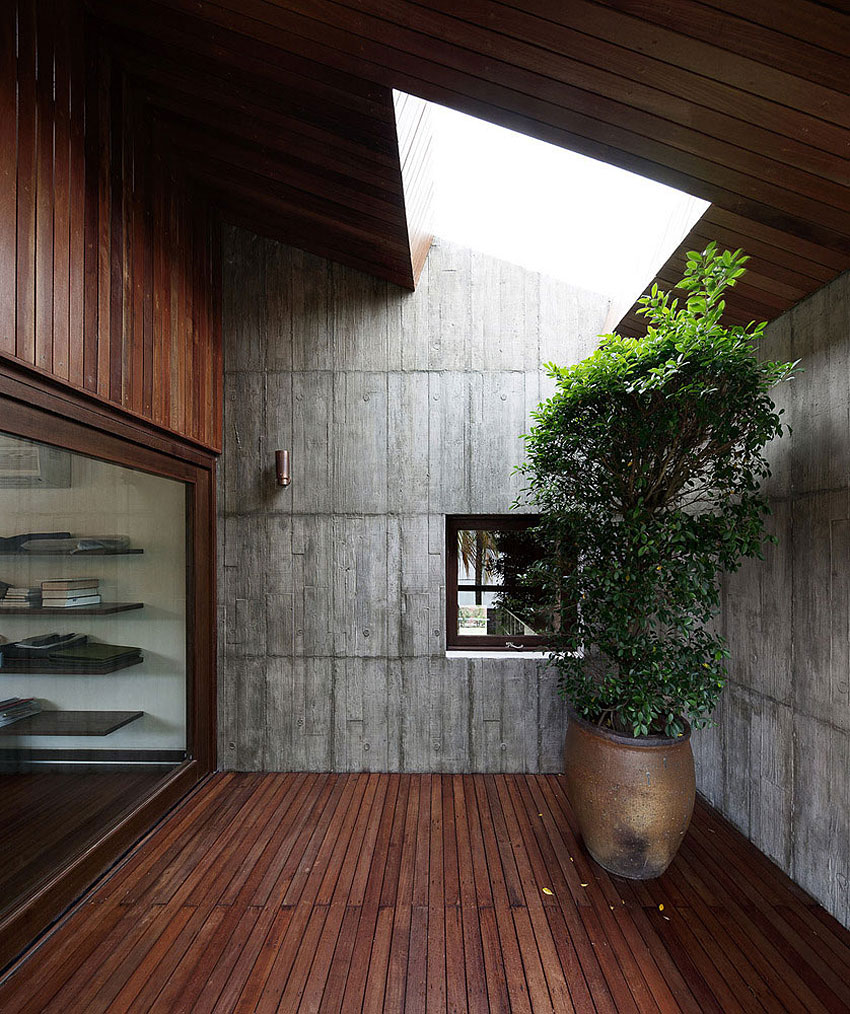 19 Sunset Place Contemporary Bungalow House by ipli architects-05