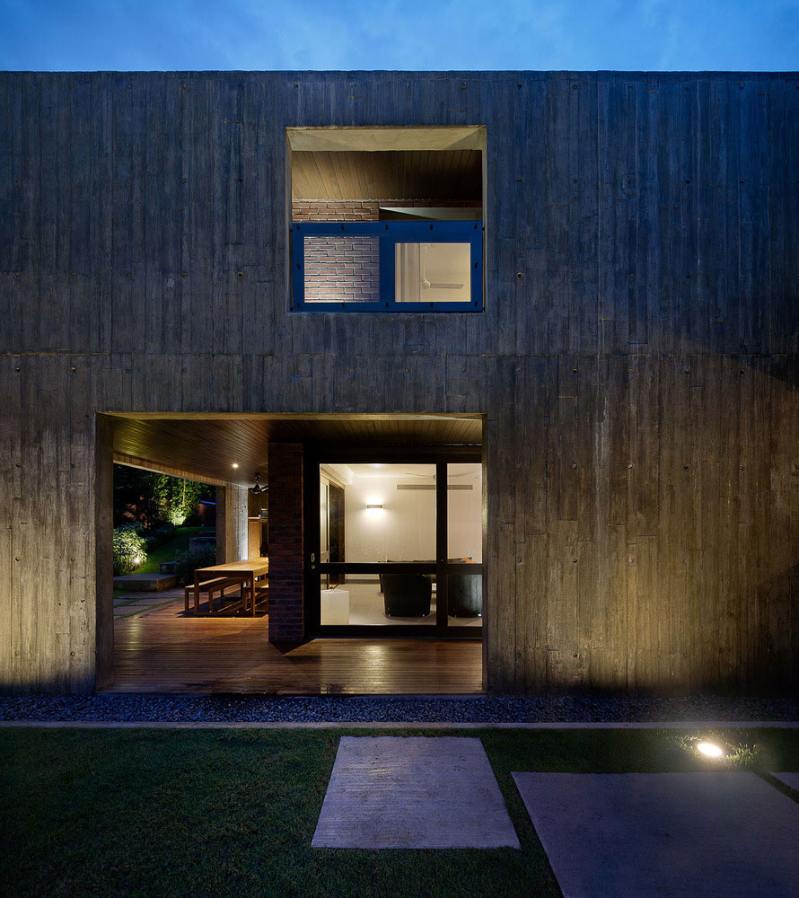 19 Sunset Place Contemporary Bungalow House by ipli architects-10