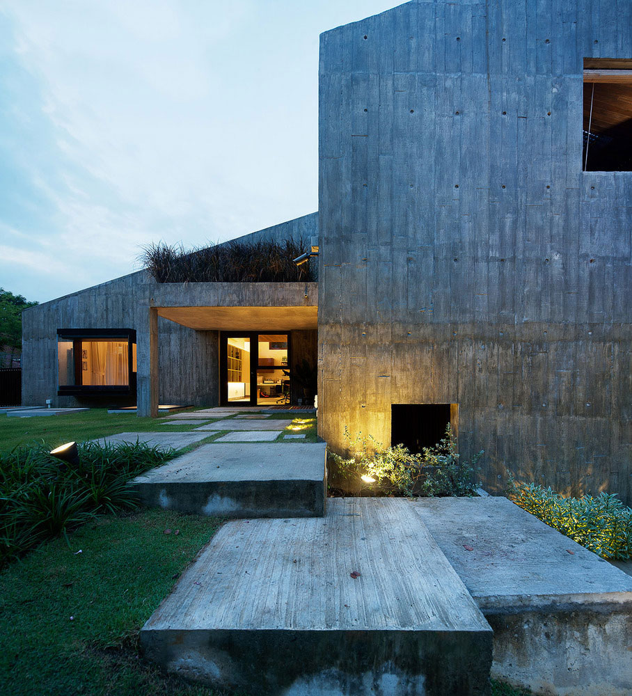 19 Sunset Place Contemporary Bungalow House by ipli architects-11