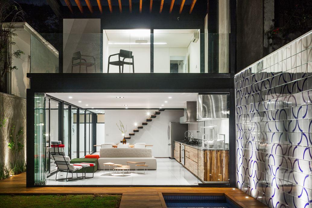 7x37 House in Sao Paulo by CR2 Arquitetura-22