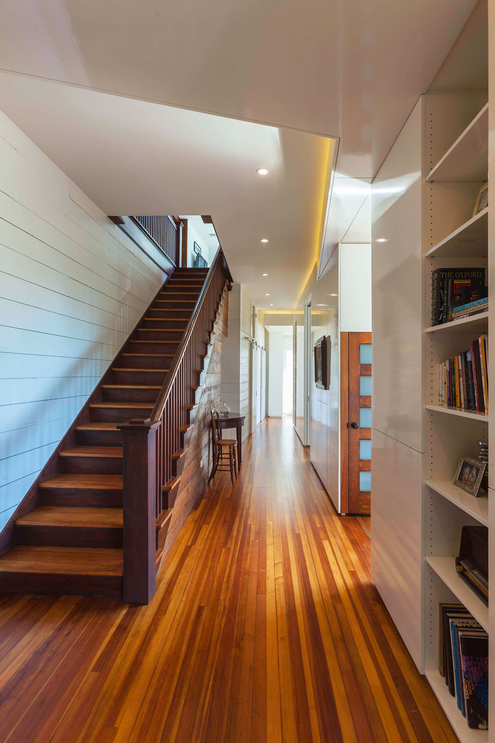 9th Street House in Austin by Tom Hurt Architecture-07