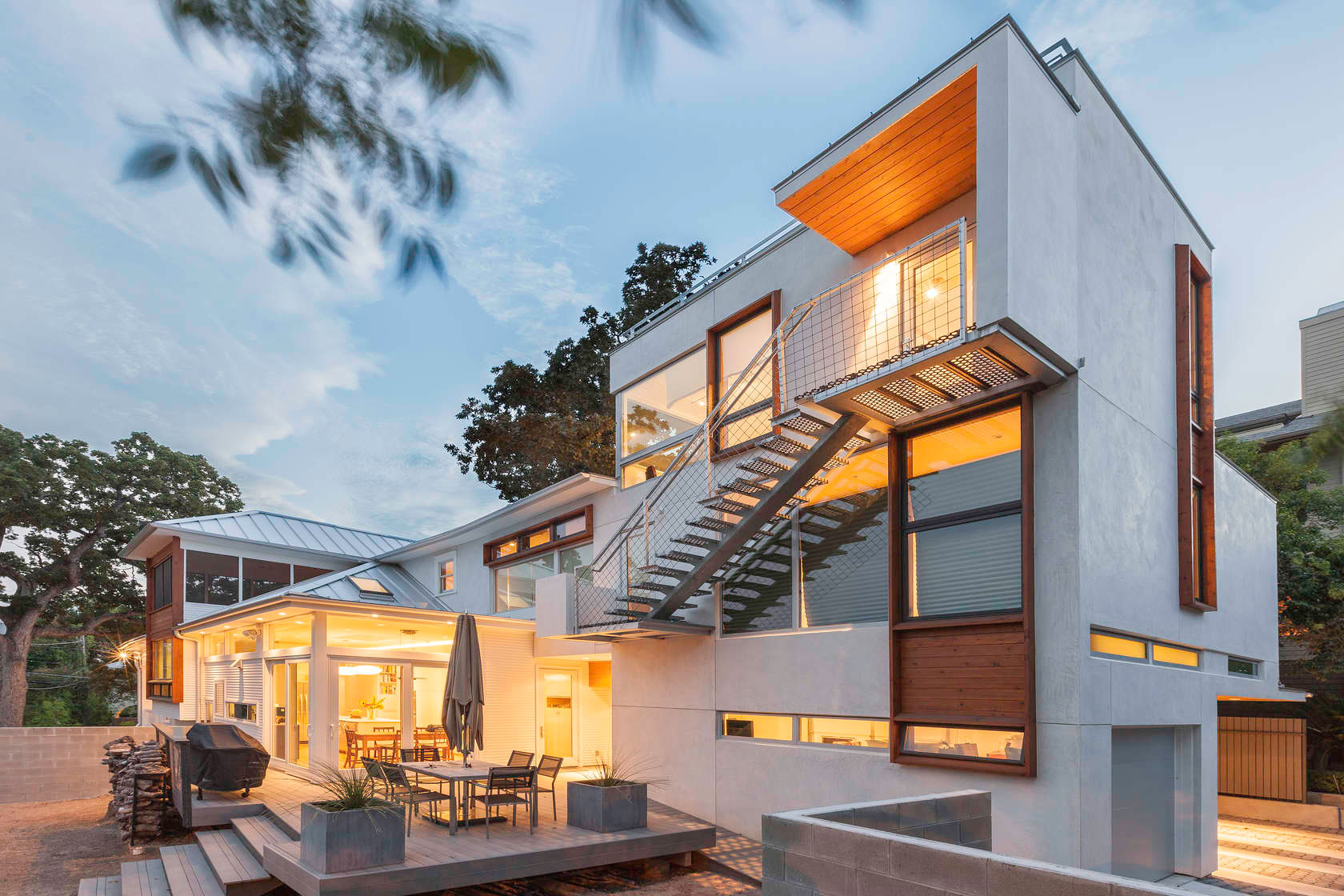 9th Street House in Austin by Tom Hurt Architecture-13