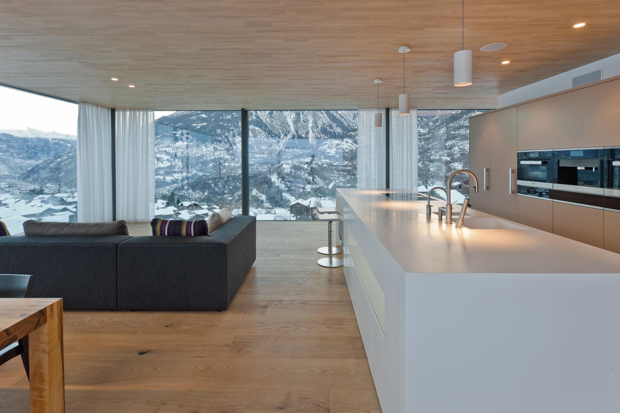 A HI-MACS House In Termen by Zeiter Berchtold-01