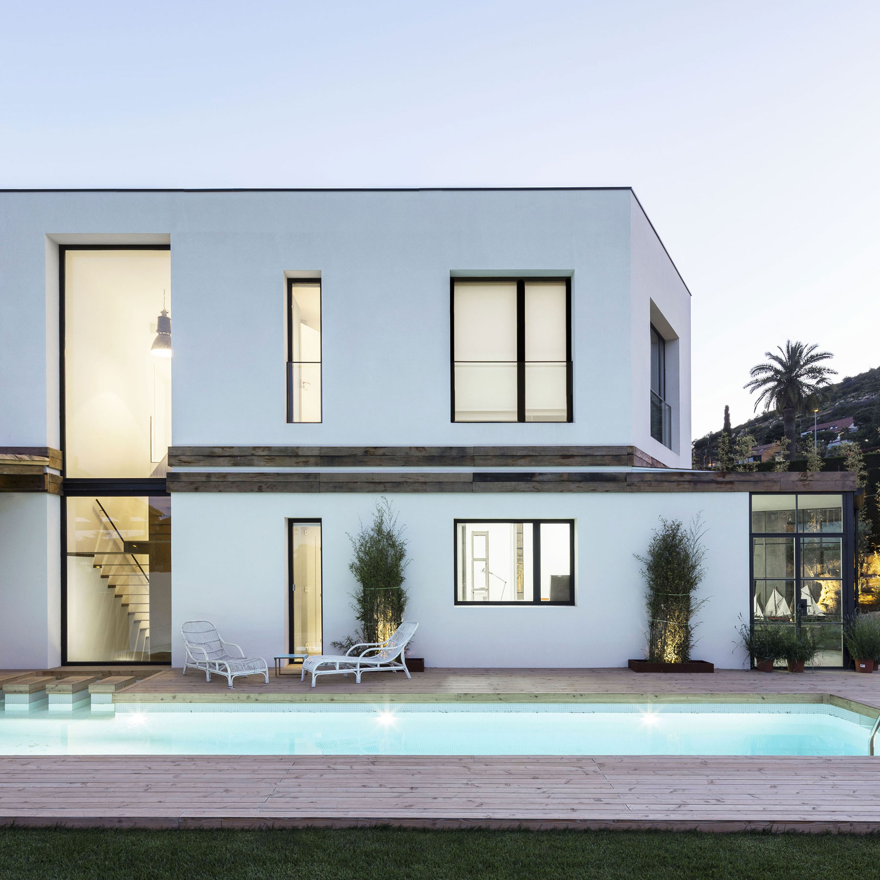 a house in barcelona by 08023 architecture design ideas