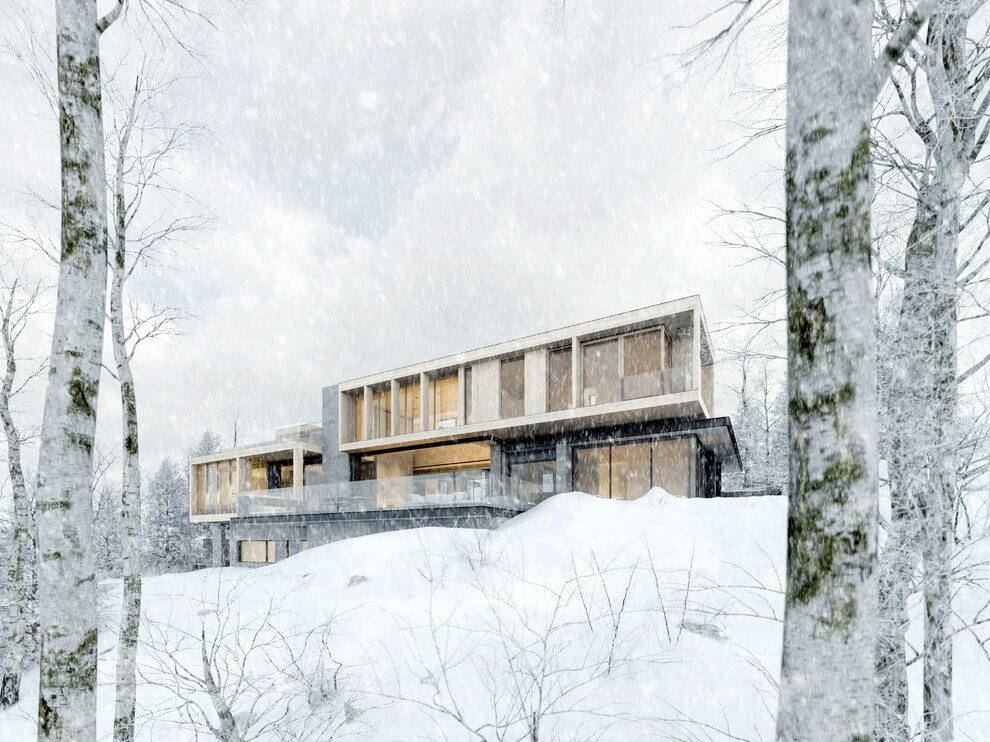 Aspen Mountain Residence by Ro Rockett Design-01