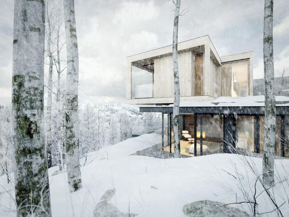 Aspen Mountain Residence by Ro Rockett Design-02