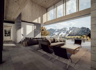 Aspen Mountain Residence by Ro | Rockett Design
