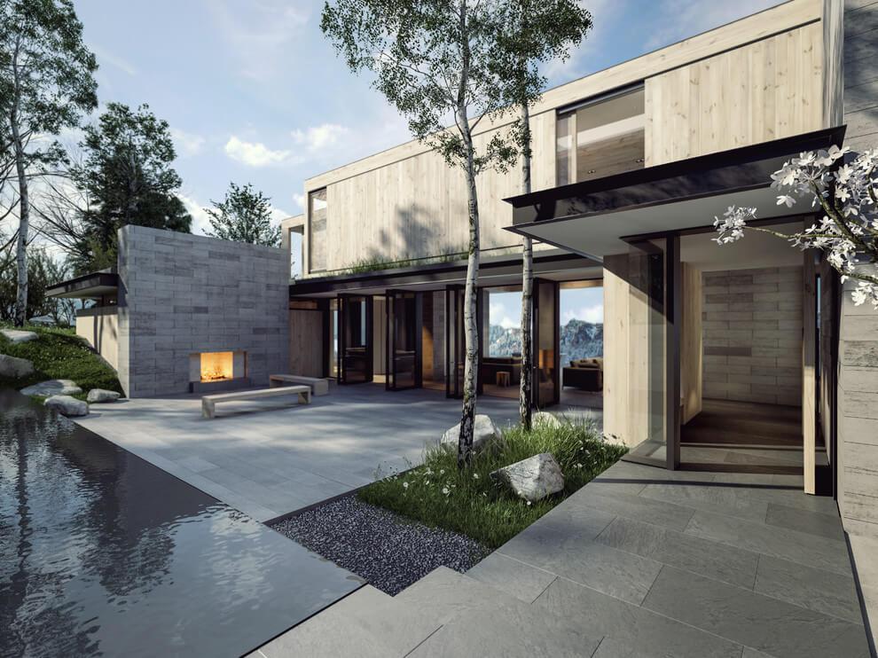 Aspen Mountain Residence by Ro Rockett Design-04