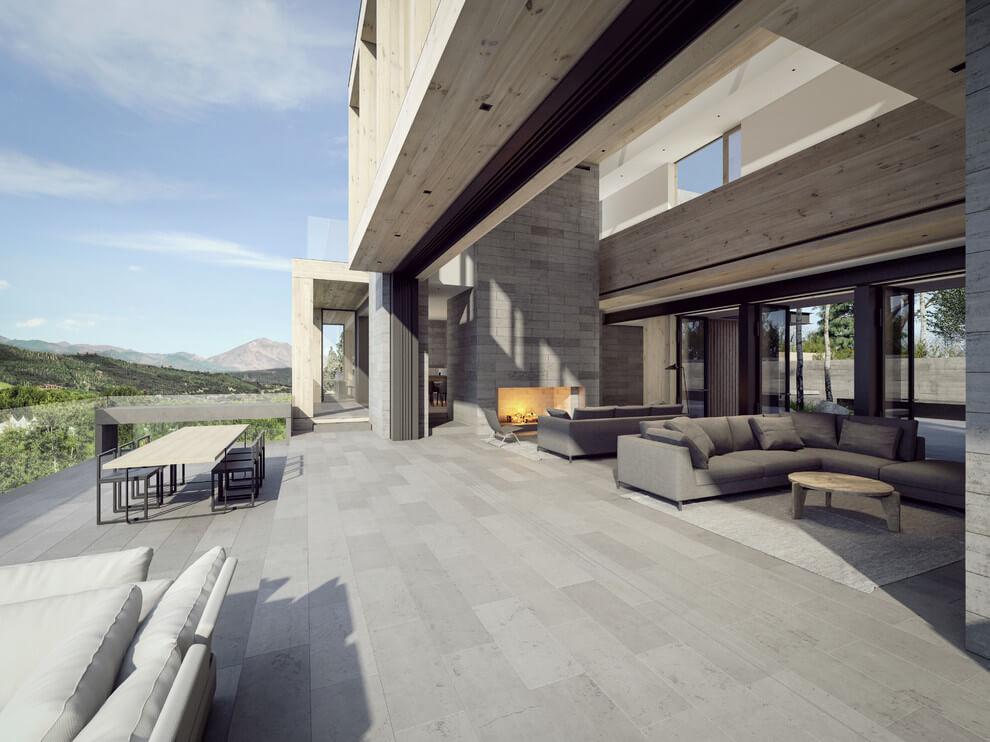 Aspen Mountain Residence by Ro Rockett Design-05