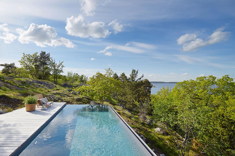 Aspvik privet summer house overlooking Torsbyfjärden by Andreas Martin-Löf Arkitekter-03