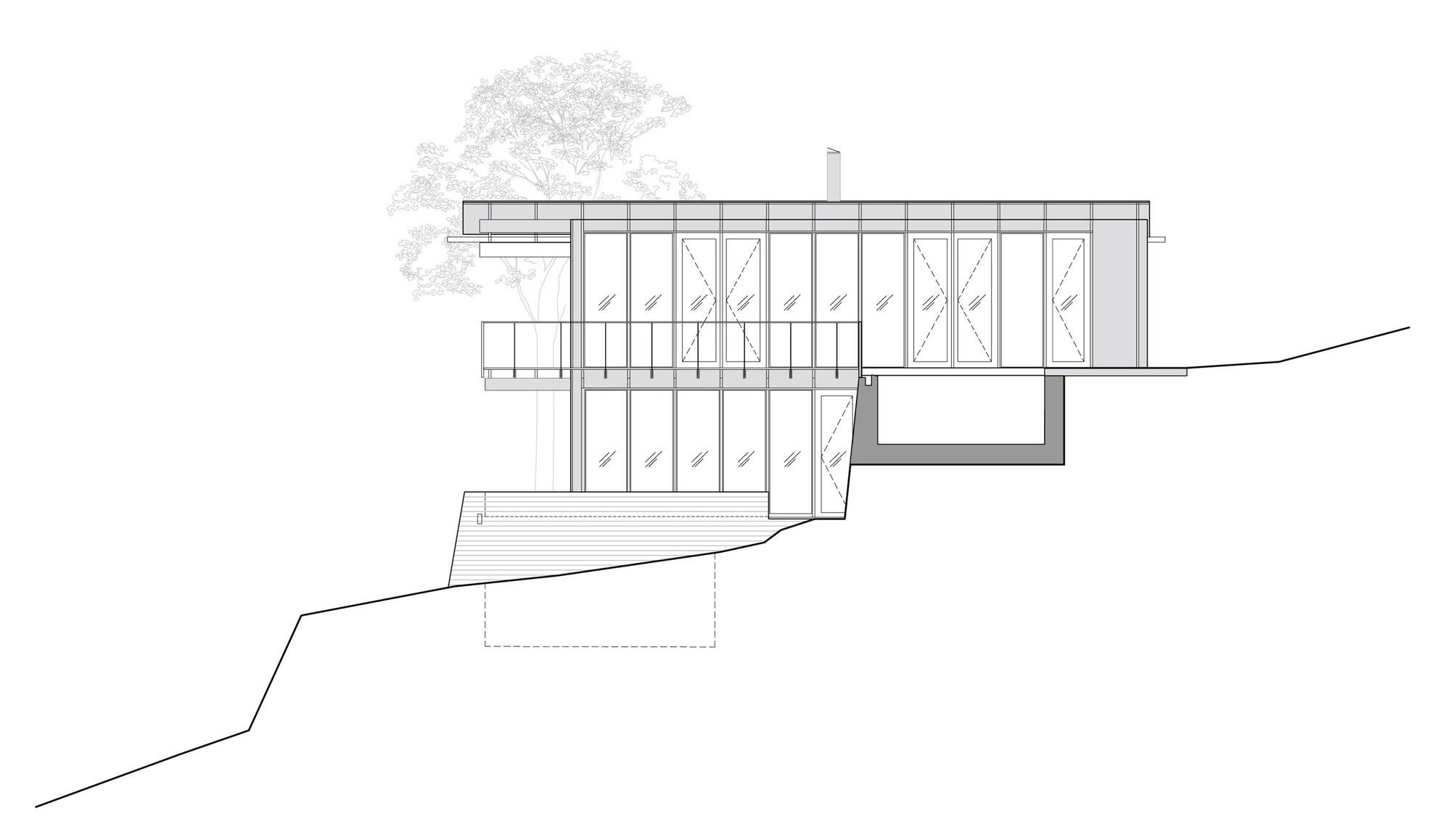 Aspvik privet summer house overlooking Torsbyfjärden by Andreas Martin-Löf Arkitekter-17