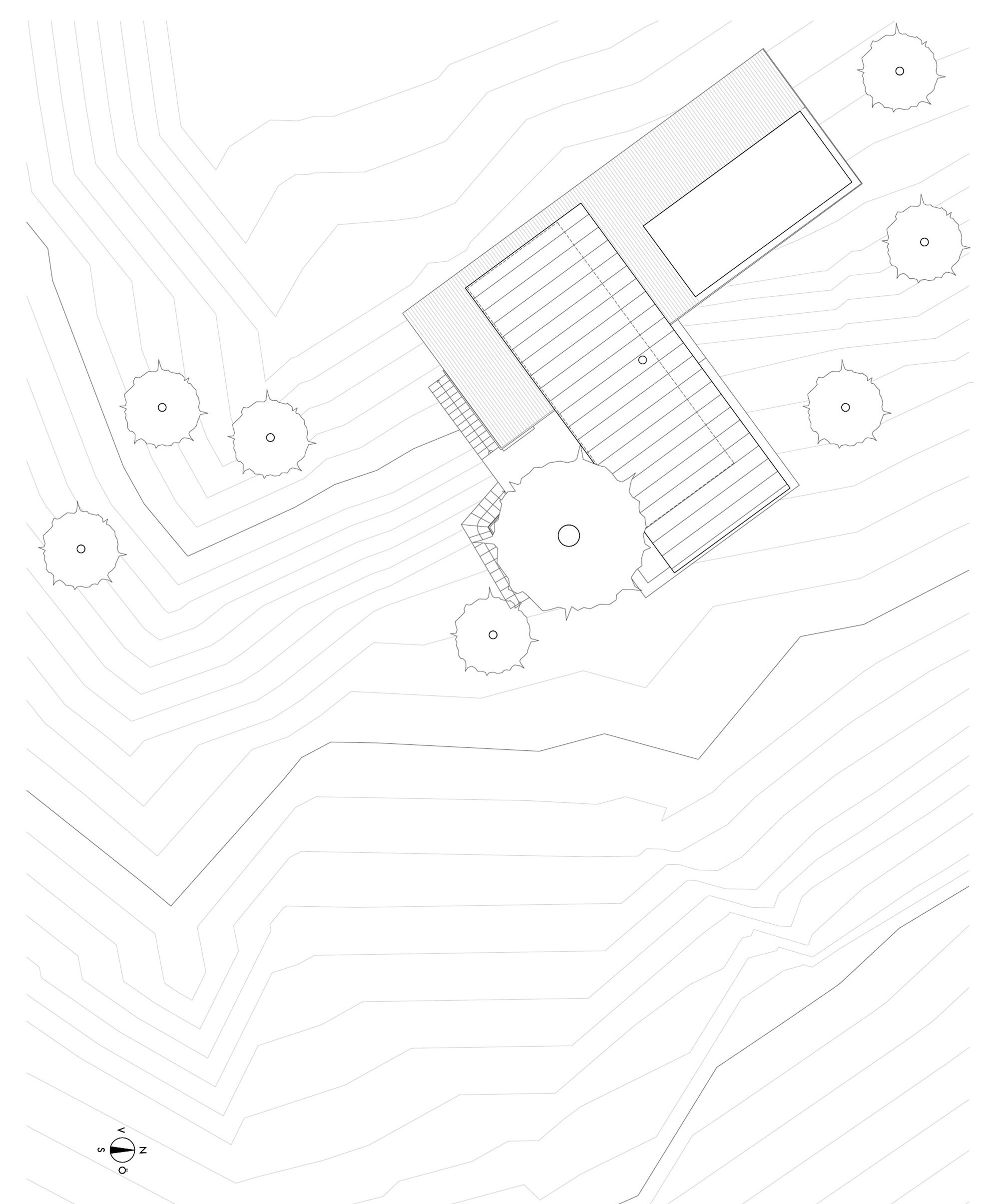 Aspvik privet summer house overlooking Torsbyfjärden by Andreas Martin-Löf Arkitekter-19