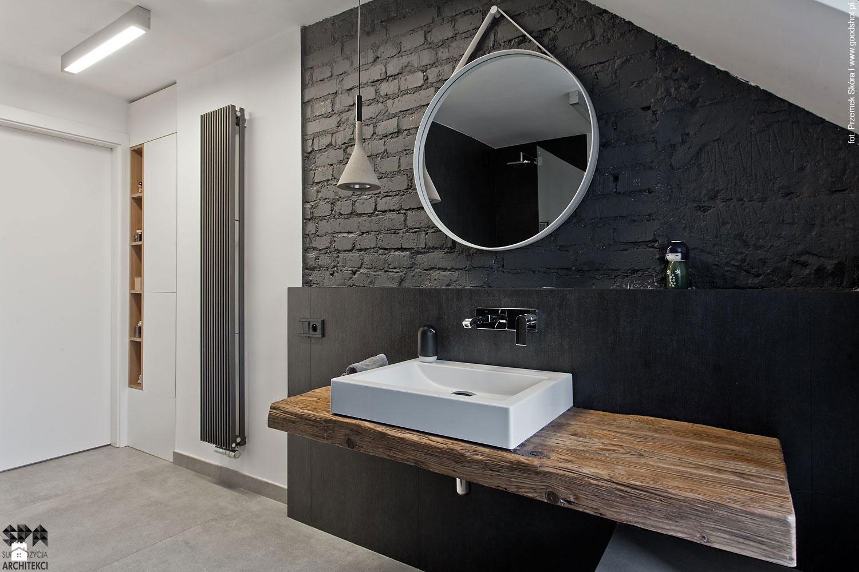 Attic Interior Design of an Apartment in Gliwice by Superpozycja Architekci-09