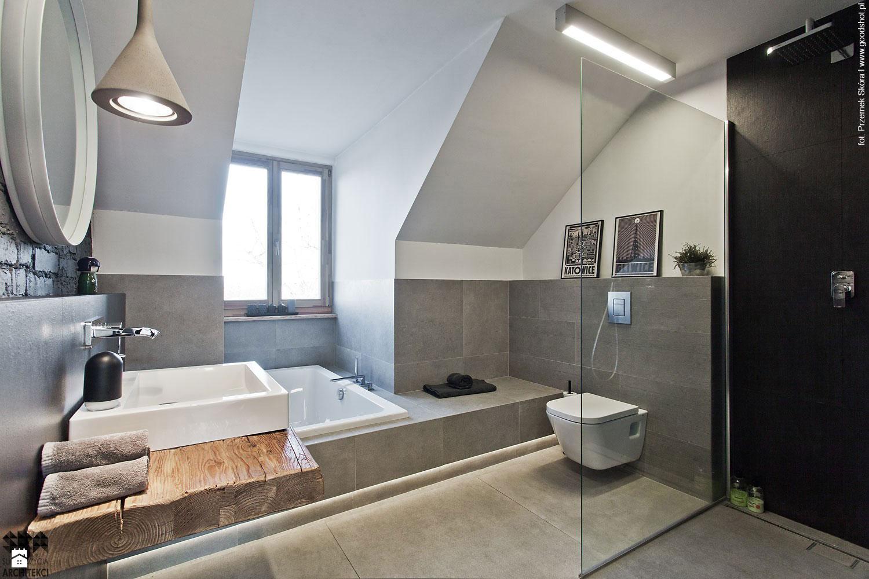 Attic Interior Design of an Apartment in Gliwice by Superpozycja Architekci-11