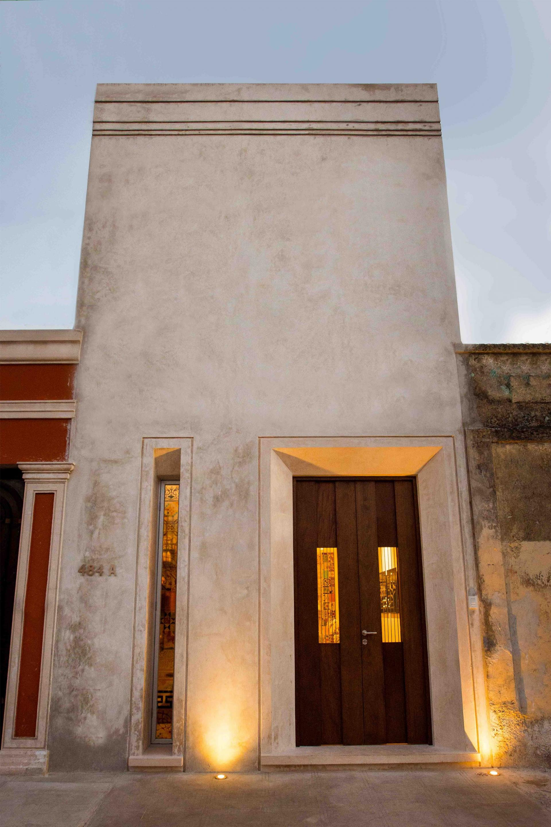 B+H 45 residence in the historic centre of the city of Merida by H. Ponce arquitectos-01