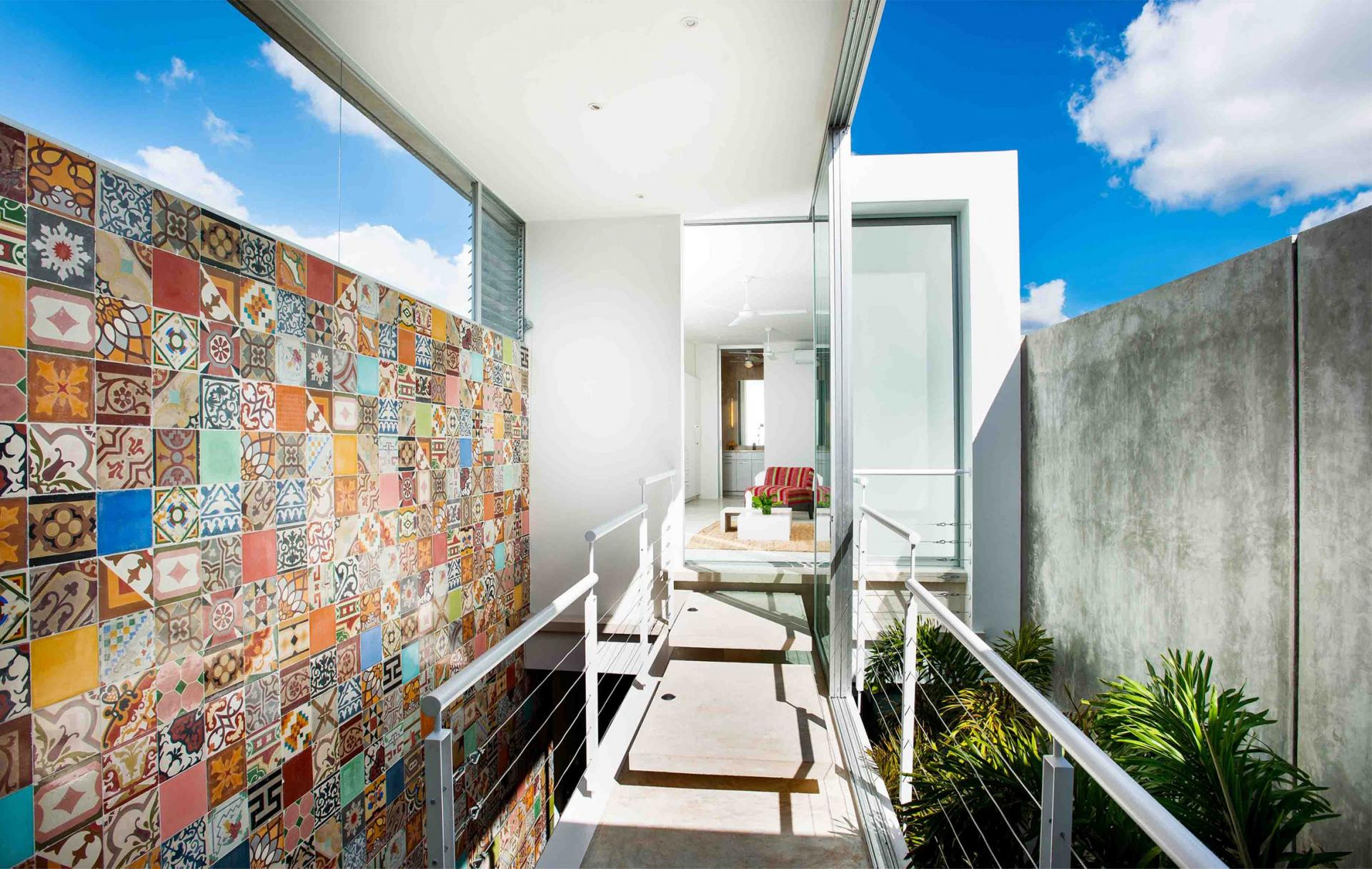 B+H 45 residence in the historic centre of the city of Merida by H. Ponce arquitectos-04