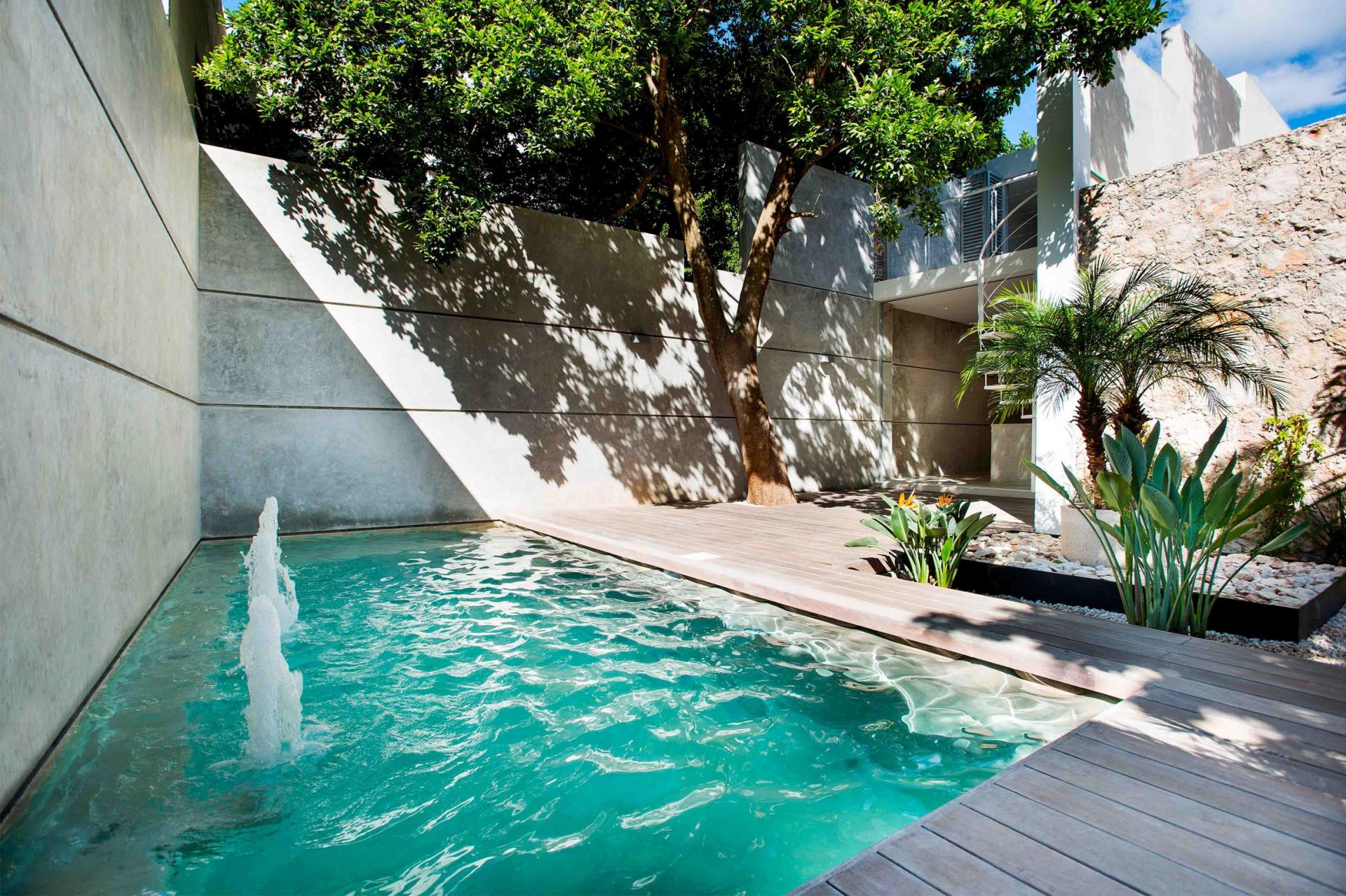 B+H 45 residence in the historic centre of the city of Merida by H. Ponce arquitectos-05