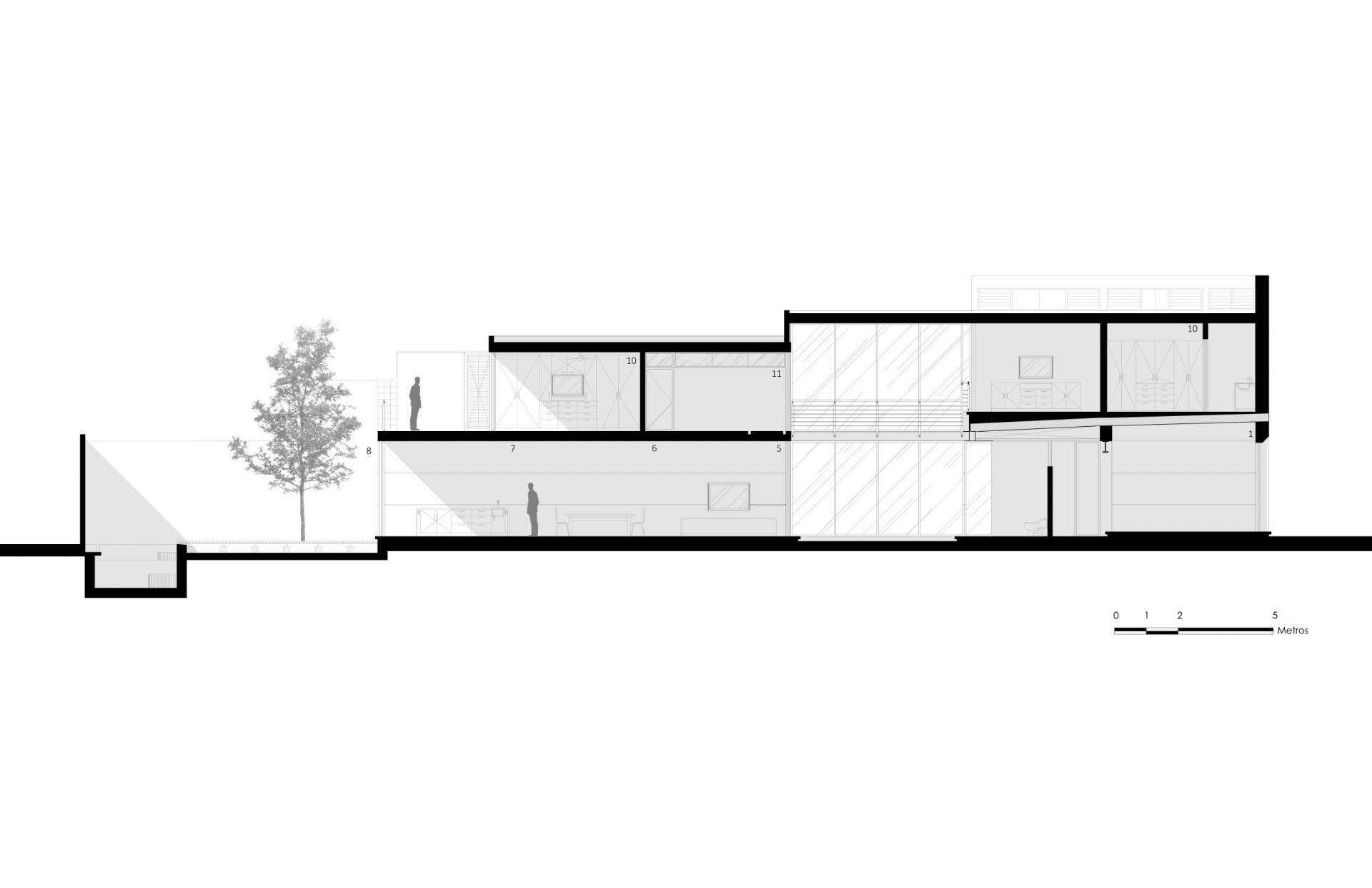 B+H 45 residence in the historic centre of the city of Merida by H. Ponce arquitectos-20