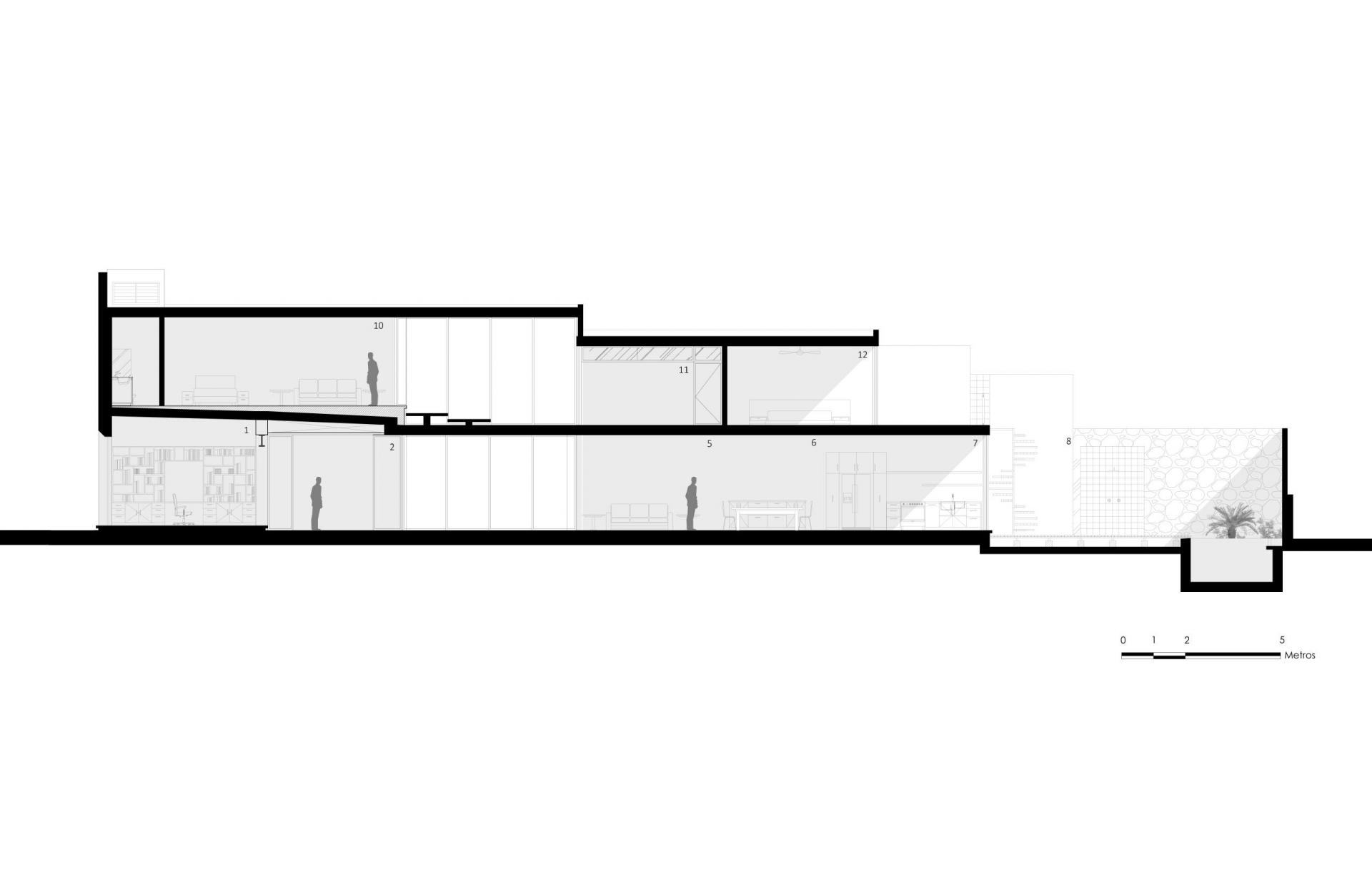 B+H 45 residence in the historic centre of the city of Merida by H. Ponce arquitectos-21