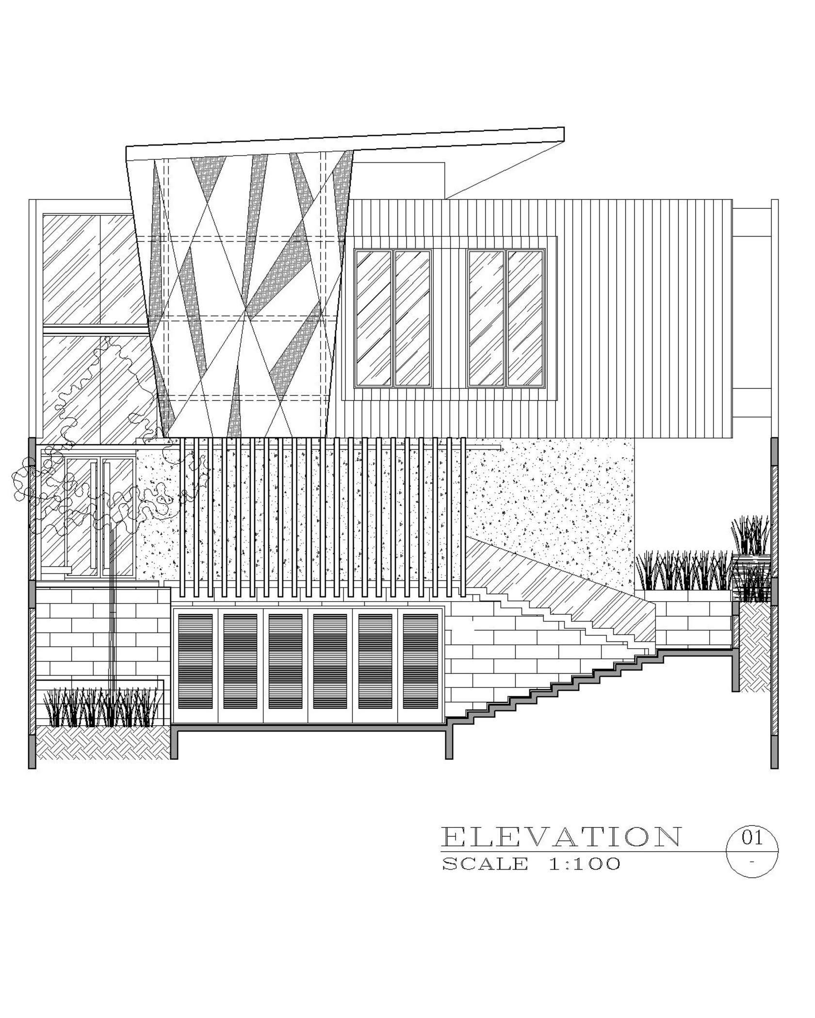 Ben House GP by Wahana Architects-17