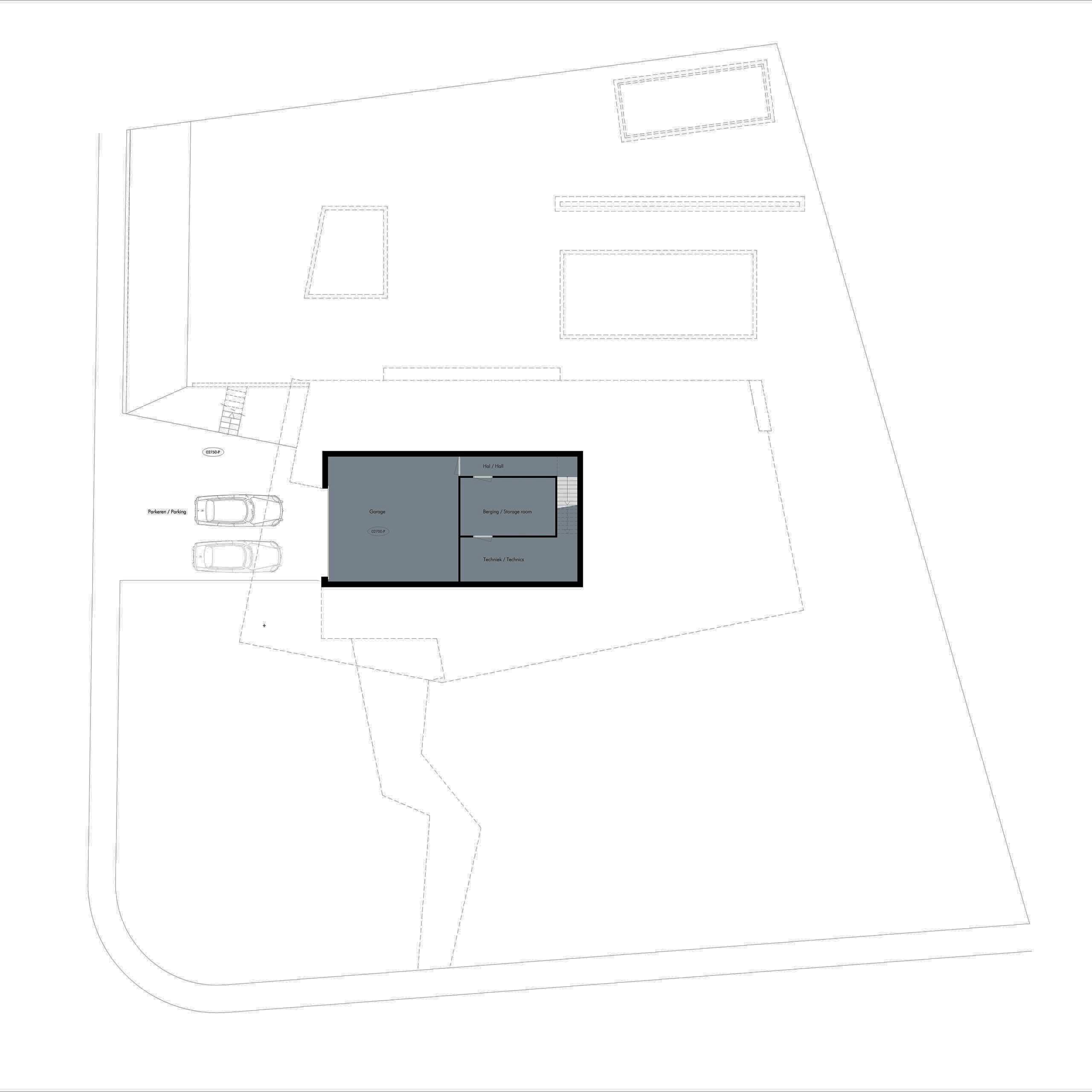 Boxed Villa Spee Haelen with Panoramic Windows by Lab32 architecten-31