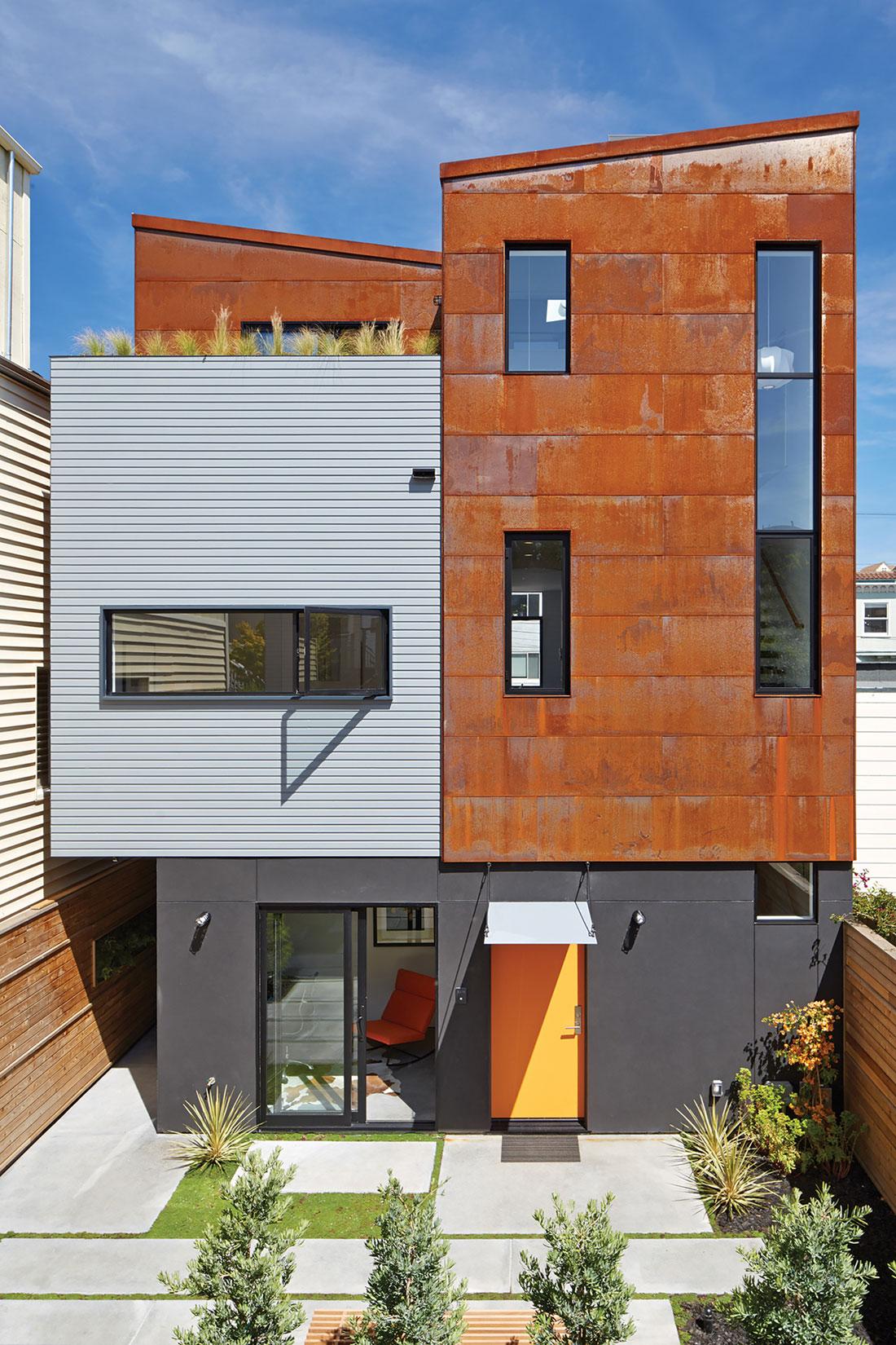 Bright and Elegant Interior Design of Steelhouse 1 plus 2 by Zack de Vito Architecture-02
