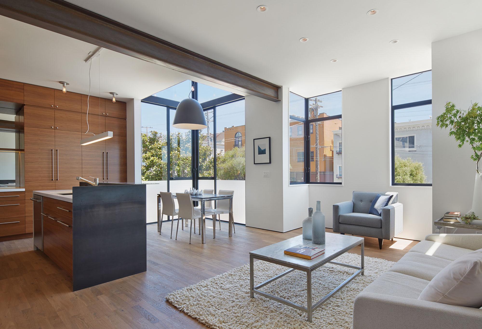 Elegant Interior Design bright and elegant interior design of steelhouse 1 and 2zack